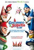 Gnomeo y Julieta