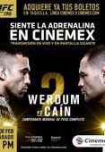 UFC196- Werdum Vs Caín 2