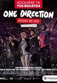 One Direction: La Película del Concierto