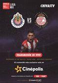 Semifinal Liga MX Chivas vs Toluca