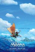 Moana: Un Mar de Aventuras Sing Along