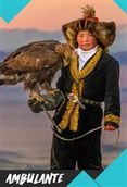 AMB La cazadora de águilas
