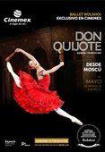 Bolshoi 2016- Don Quijote