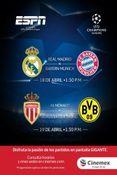 UEFA17- As Monaco Vs Borussia Dortmund