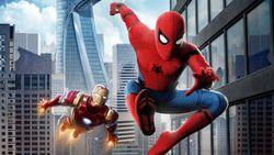 Ironman le da unas lecciones a Spider-Man
