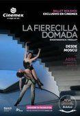 Bolshoi 2016- La Fierecilla Domada