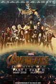Los Vengadores: Infinity War Parte 1