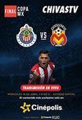 Final de Copa: Chivas vs Monarcas