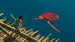 Studio Ghibli presenta un filme europeo