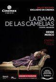 Bolshoi 2016- La Dama De Las Camelias