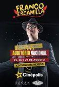 Franco Escamilla: Show y ya! Desde el Auditorio